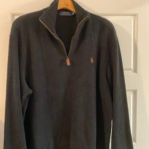 Polo Ralph Lauren Men's Half Zip Sweater